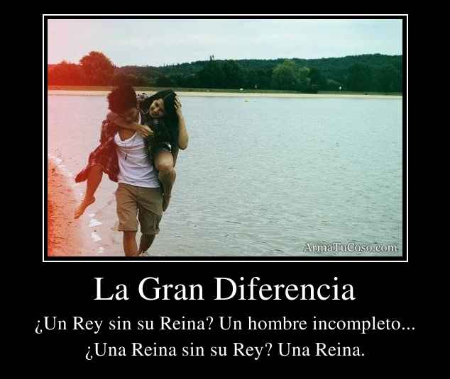 La Gran Diferencia