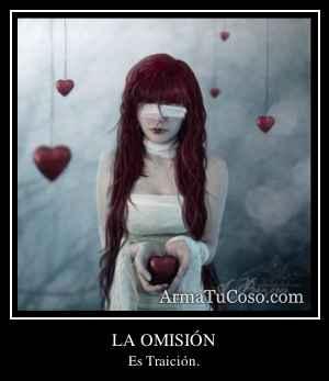 LA OMISIÓN