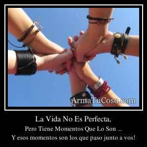 La Vida No Es Perfecta,