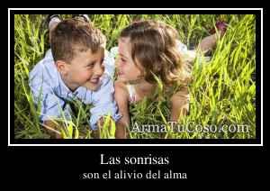 Las sonrisas