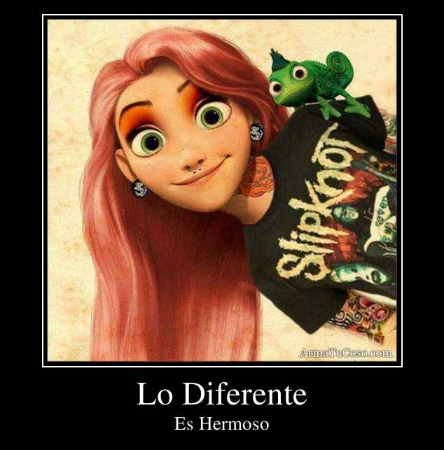 Lo Diferente