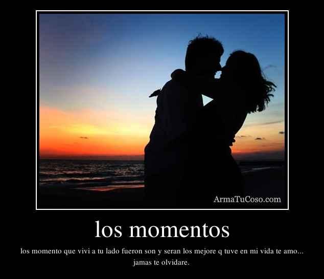 los momentos