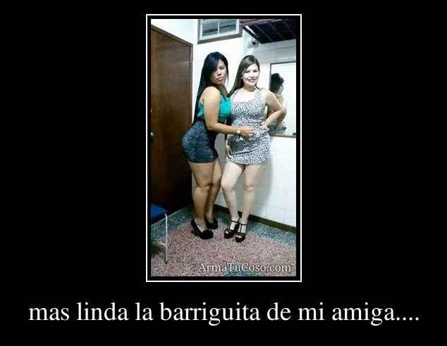 Mi amiga Bianca de Valle Guanape -