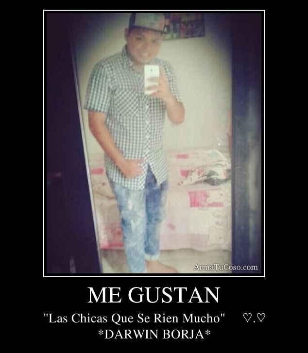 ME GUSTAN
