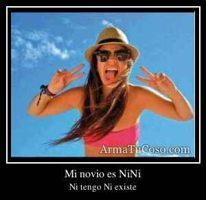 Mi novio es NiNi
