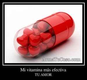 Mi vitamina más efectiva