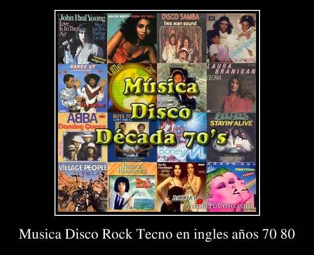 musica tecno descargas: