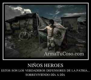 NIÑOS HEROES