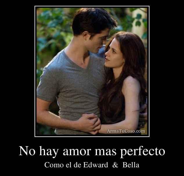 No hay amor mas perfecto