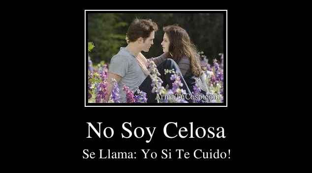 No Soy Celosa