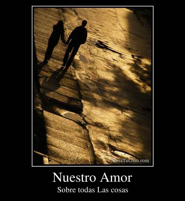 Nuestro Amor