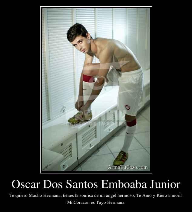 Oscar Dos Santos Emboaba Junior