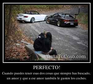 PERFECTO!