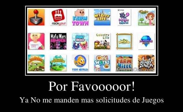 Por Favooooor!