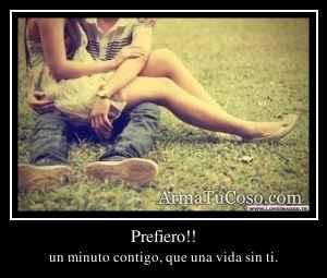 Prefiero!!