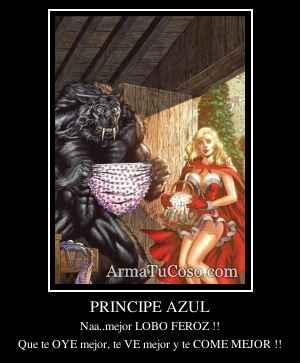 PRINCIPE AZUL
