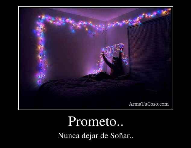 Prometo..