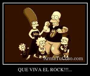 QUE VIVA EL ROCK!!!...