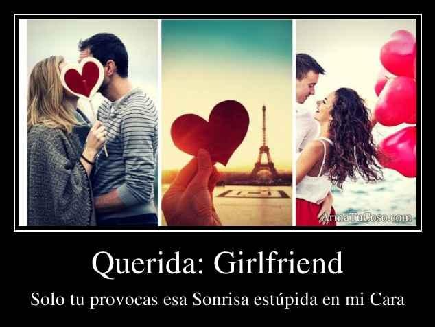 Querida: Girlfriend