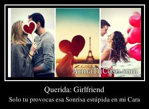 Querida: Girlfriend