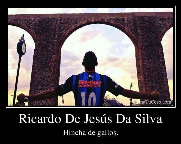 Ricardo De Jesús Da Silva