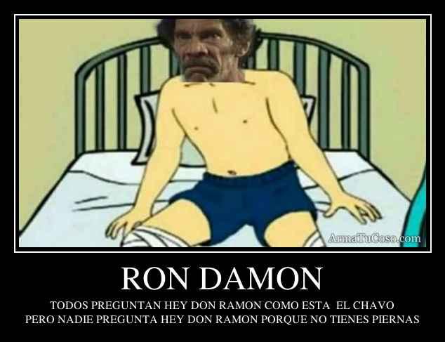 RON DAMON
