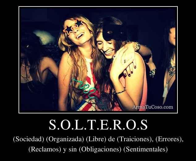 S.O.L.T.E.R.O.S