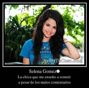 Selena Gomez☻