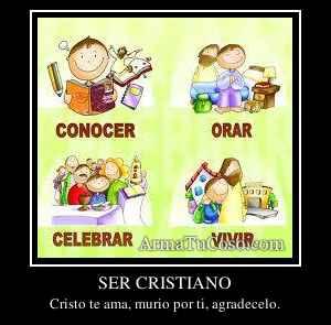 SER CRISTIANO