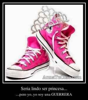 Seria lindo ser princesa...