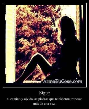 Sigue