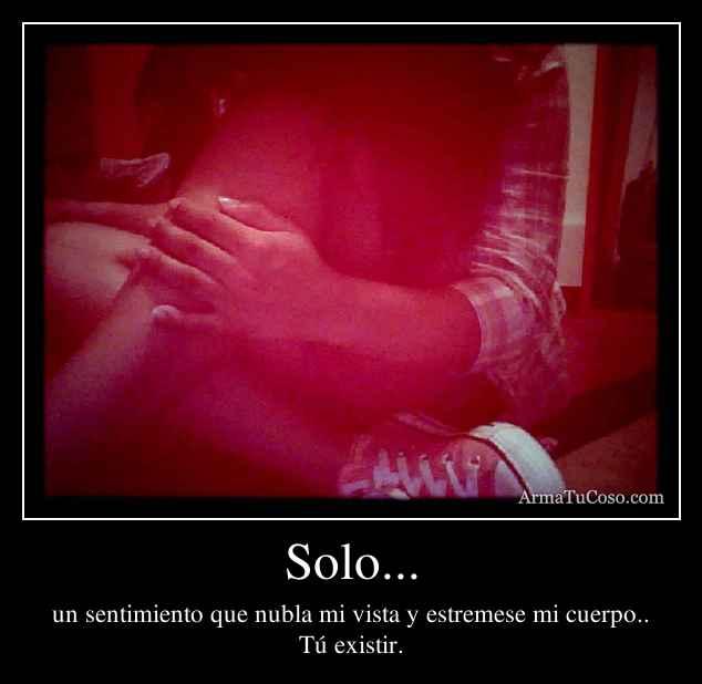 Solo...