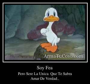 Soy Fea