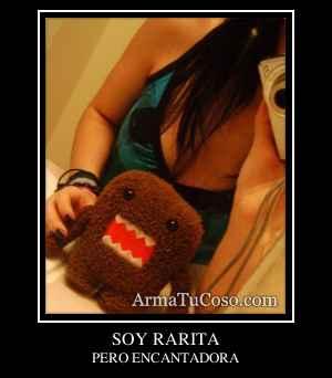 SOY RARITA