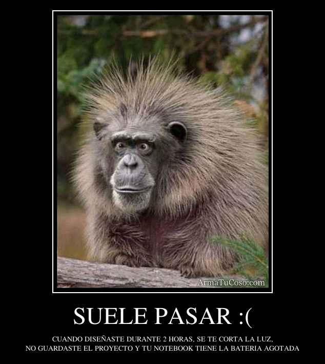 SUELE PASAR :(