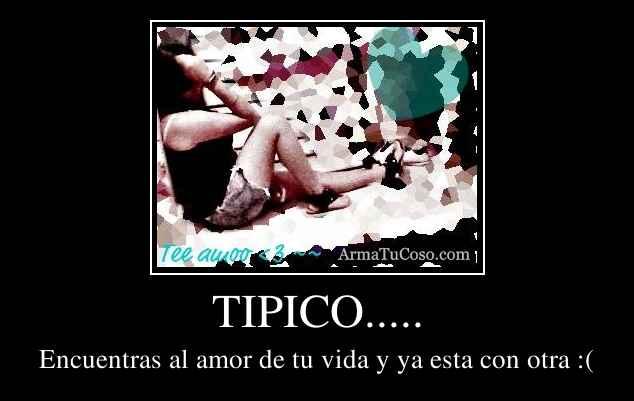 TIPICO.....
