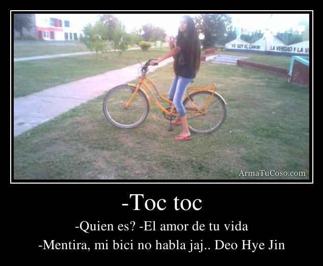 -Toc toc