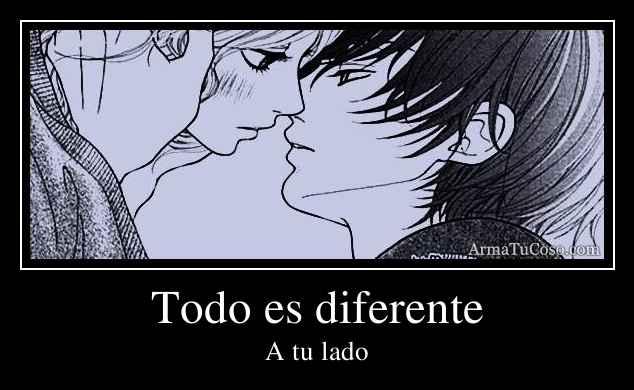 Todo es diferente
