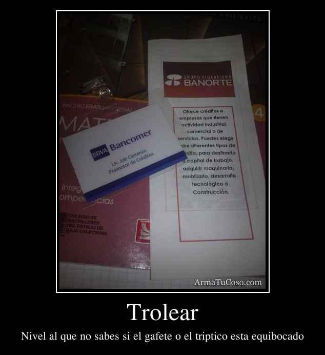 Trolear