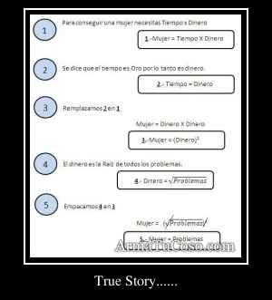 True Story......