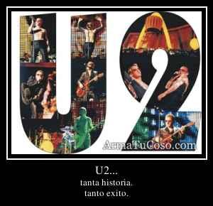 U2...