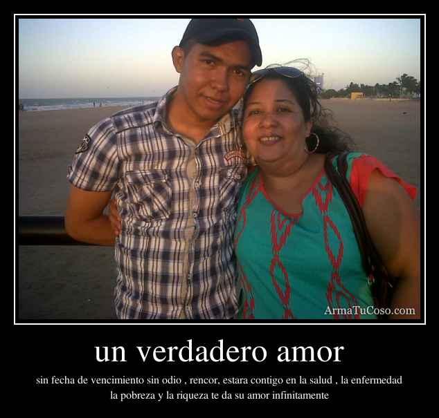 un verdadero amor
