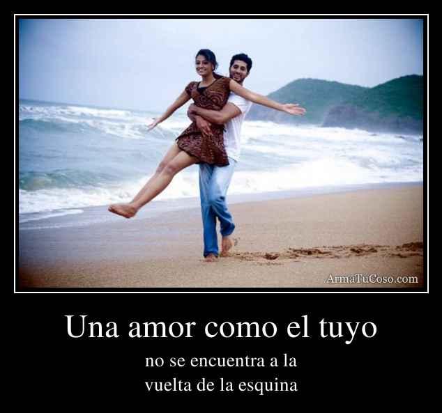 Una amor como el tuyo