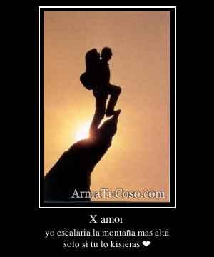 X amor